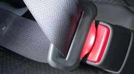 Seat & Seat Belt Installation